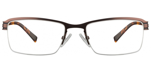 Vincent Chase VC 6304 Copper POPO Eyeglasses